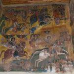 Abraha Atsbeha church paintings, near Mekele