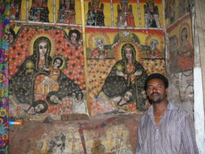 Maryam Papaseti church, Tigray